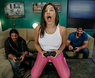 Sybian Gamer Girl - Abella Danger - 2