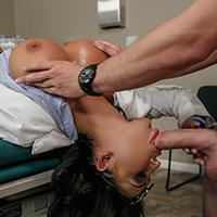 Dr. Taylor Takes Her Medicine