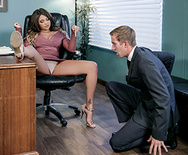 Young Bitchy Boss - Cassidy Banks - 1
