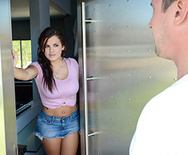 Oiling Up The Client - Keisha Grey - 1