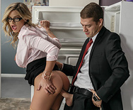 The Clumsy Intern - Jessa Rhodes - 3