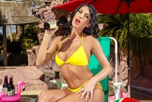 August Ames &...