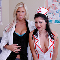 Nurse Getting Caught