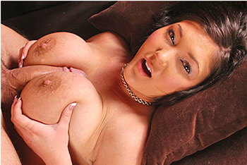 Big Titted Claire Dames Gets Pounded By A Big Rod!