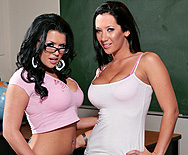 Kiss and Make Up - Eva Angelina - Jayden Jaymes - 1