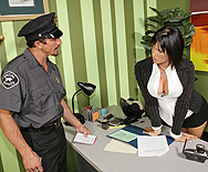 Parking Violation - Tory Lane - 1