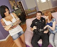 Oral Probation and the long finger of the law - Ricki Raxxx - 1