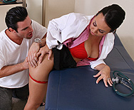 Take it like your Doctor! - Holly West - 1