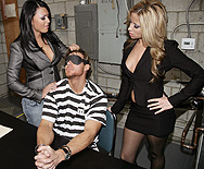 Crime Does Pay - Eva Angelina - August - 1