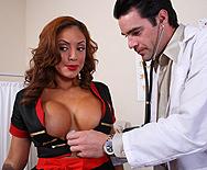 Deep Throat Treatment - Ice La Fox - 2