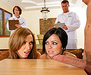 The Pornstar Experiment - Nikki Benz - Julia Bond - 2