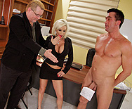Big Cock Inheritor - Diamond Foxxx - 1
