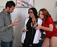 3 Way Therapy - Veronica Rayne - Rebecca Lane - 1
