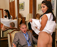 Wedding Crazzers Part 1 - Roxy Jezel - 1