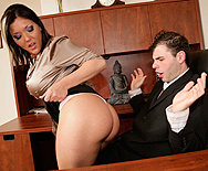 Do You Like Your Boss' Ass? - Claire Dames - 2