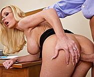 Leggy Blonde - Helena Sweet - 5