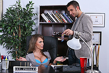 Jenna Presley in Cops and Donuts - Picture 1