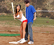 Teach Me How to Hold a Hard Bat - Ricki Raxxx - 1