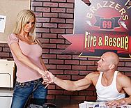 A Hero's Treatment - Nikki Benz - 1