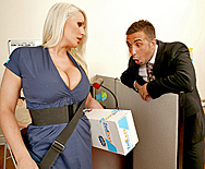 Delivery Tits - Sadie Swede - 1