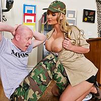 Hard-Ass Recruiting Officer