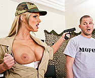 Hard-Ass Recruiting Officer - Phoenix Marie - 1