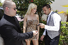 Holly Sampson in Keys to the V.I. Pussy - Picture 1