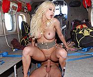 Sex on a Plane - Gina Lynn - 3