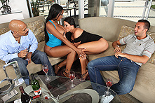 Codi Bryant, Savannah Stern in Swapping Mates - Picture 1