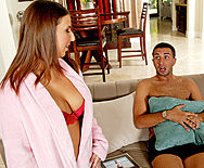 A Big Cock goes a Long Way - Lexxxi Lockhart - 1