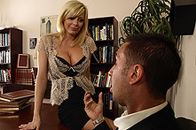 Holly Sampson in Reduce, Reuse, and Tickle My Titties - Picture 1