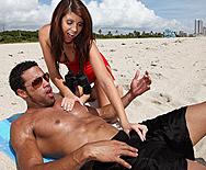 Lifeguard On Cock Duty! - Skyla Paige - 1