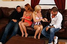 Diamond Foxxx, Janet Mason in Rules of Milf Attraction  - Picture 1