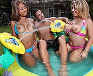 Poolside summer fun - Allie Foster - Kina Kai - 2