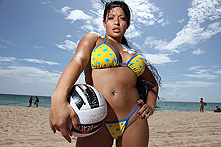 Mason Storm in Beach Volleyball - Picture 1