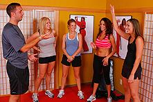 Ariella Ferrera in Karate Chop My Dick - Picture 1