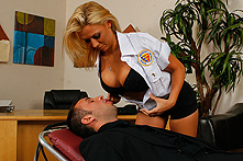 Rachel Starr in The Medic Special - Picture 1