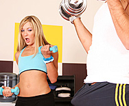 Gym Anal - Amy Brooke - 1