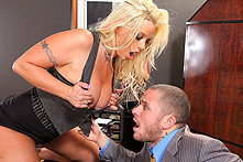 Brittney Skye in Givin' up the Goods - Picture 1