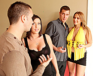 Speed Swingers Delight - Alanah Rae - Memphis Monroe - 1