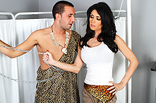 Jessica Jaymes in The Cock Huntress - Picture 1