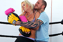 Brittney Skye in Ground and Pound - Picture 1