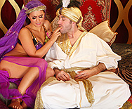 The Sultan's Slutty Skank - Eva Angelina - 1