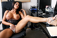 Mackenzee Pierce in Office ASS-istant - Picture 1