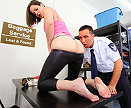 A Big Luggage Claim - Bobbi Starr - 1