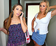 Master Of My Teeny Ass - Isabella Sky - Tanya Tate - 1