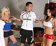 Obstacle Cunts - Mackenzee Pierce - Lylith Lavey - 1