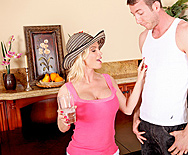 Milfs Sure Are Tricky - Diamond Foxxx - 1