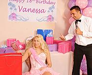 Sweet 18 Slut - Vanessa Cage - 1