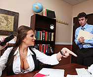 Corporate Tits - Nika Noire - 1